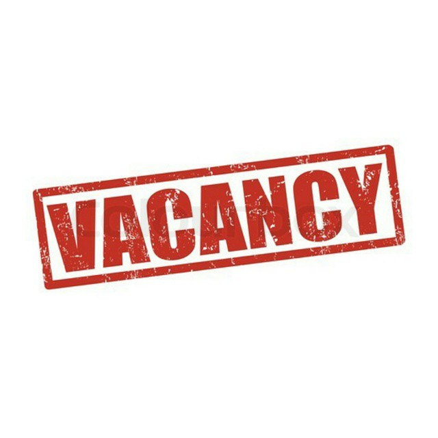 Position Vacant – Finance Support Officer