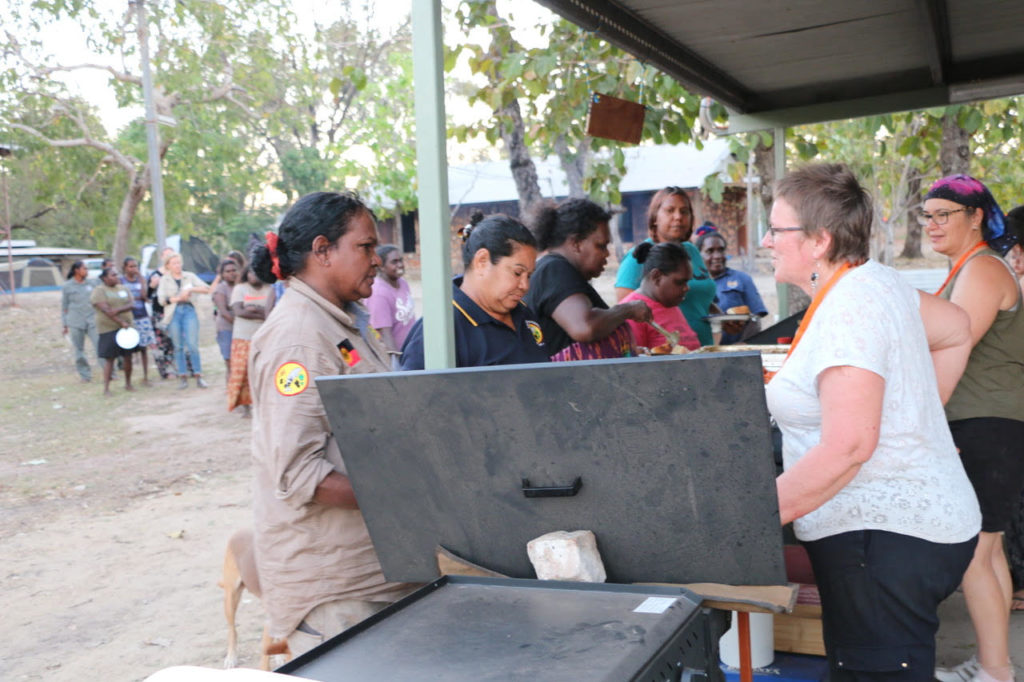 Skilled volunteering a gift: to community, and to self